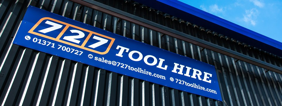 727 Tool Hire Great Dunmow