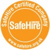 Safehire Certified Logo